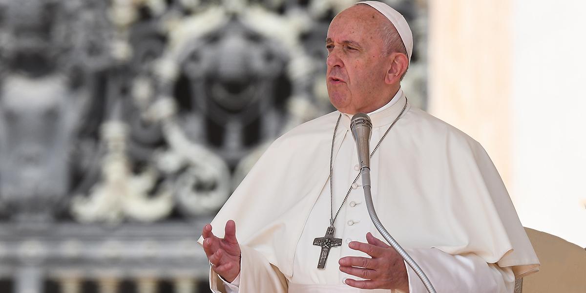 Papa Francisco asegura que 'eutanasia y suicidio asistido' son una derrota para todos