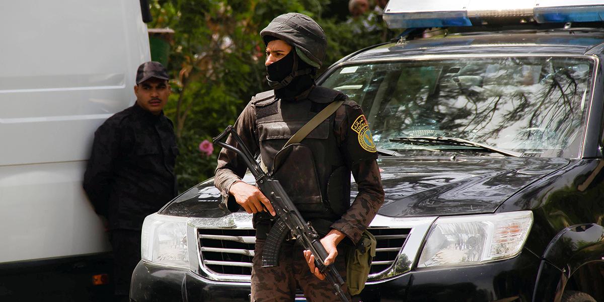 14 muertos deja ataque contra la Policía egipcia en Sinaí