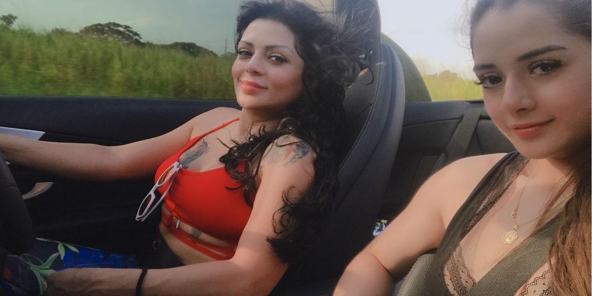 La sensual foto con la que Rafaella, la hija de Marbelle dejó 'boquiabiertos' a muchos