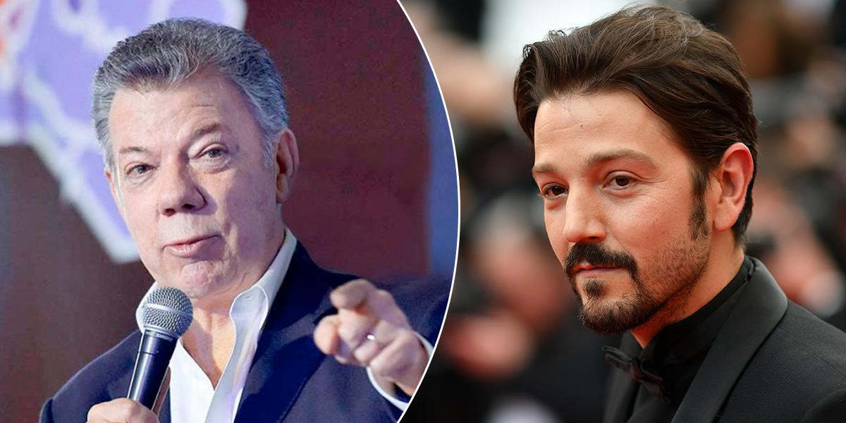 Expdte. Santos y Diego Luna participarán en cuarta edición de Hay Festival en México