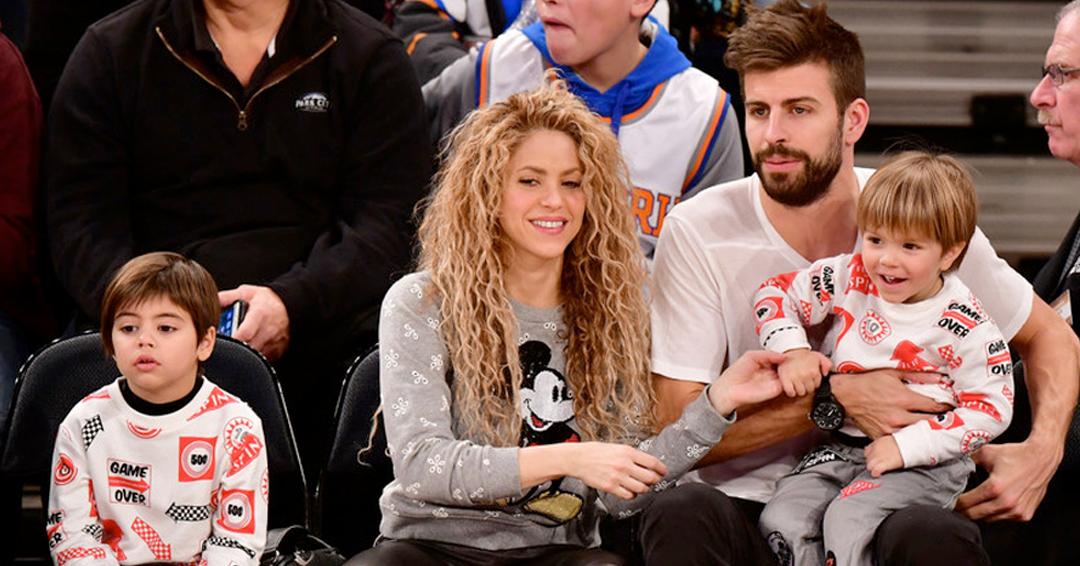 Shakira 'contrata' un fotógrafo de cuatro años y en las redes la alaban