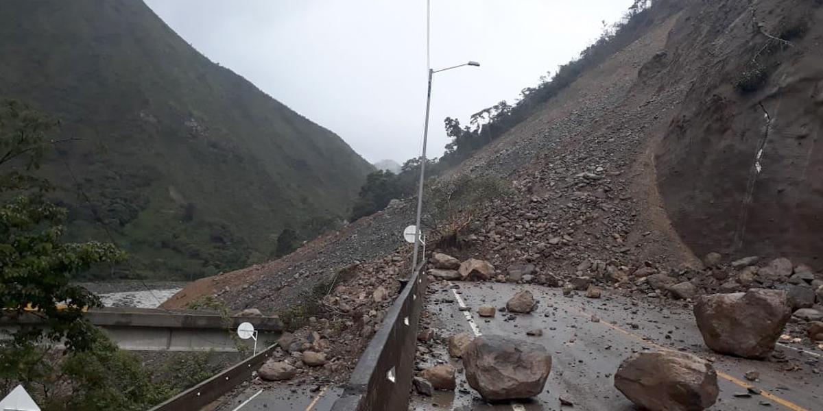 'Vía Bogotá – Villavicencio podría estar cerrada hasta tres meses': Gobierno