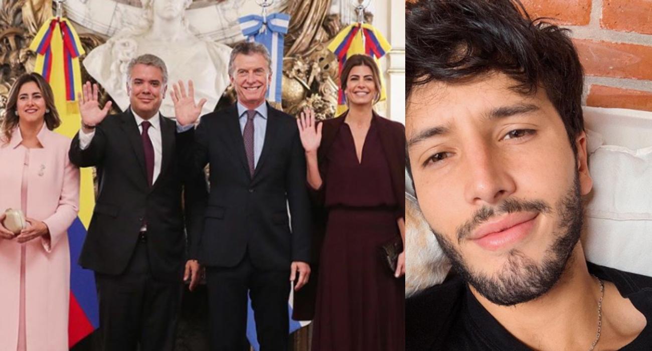 El divertido reclamo del Presidente de Argentina a Iván Duque por culpa de Sebastián Yatra