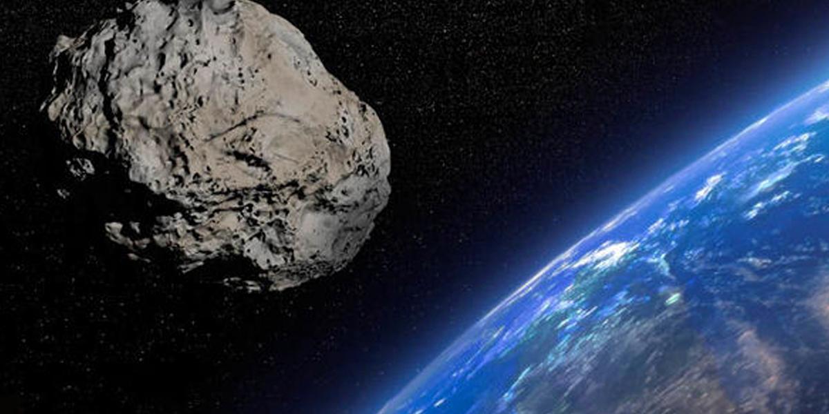 'Asteroide pasará a distancia relativamente cercana a la Tierra': NASA
