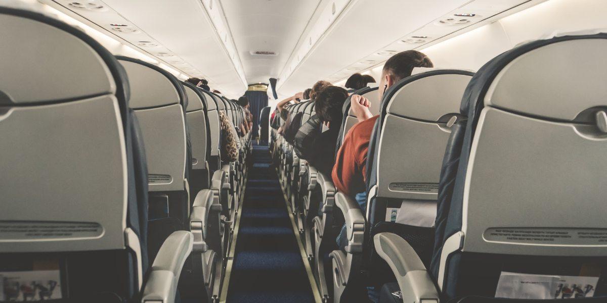 Las partes más sucias del avión… y el primer lugar no es para el baño