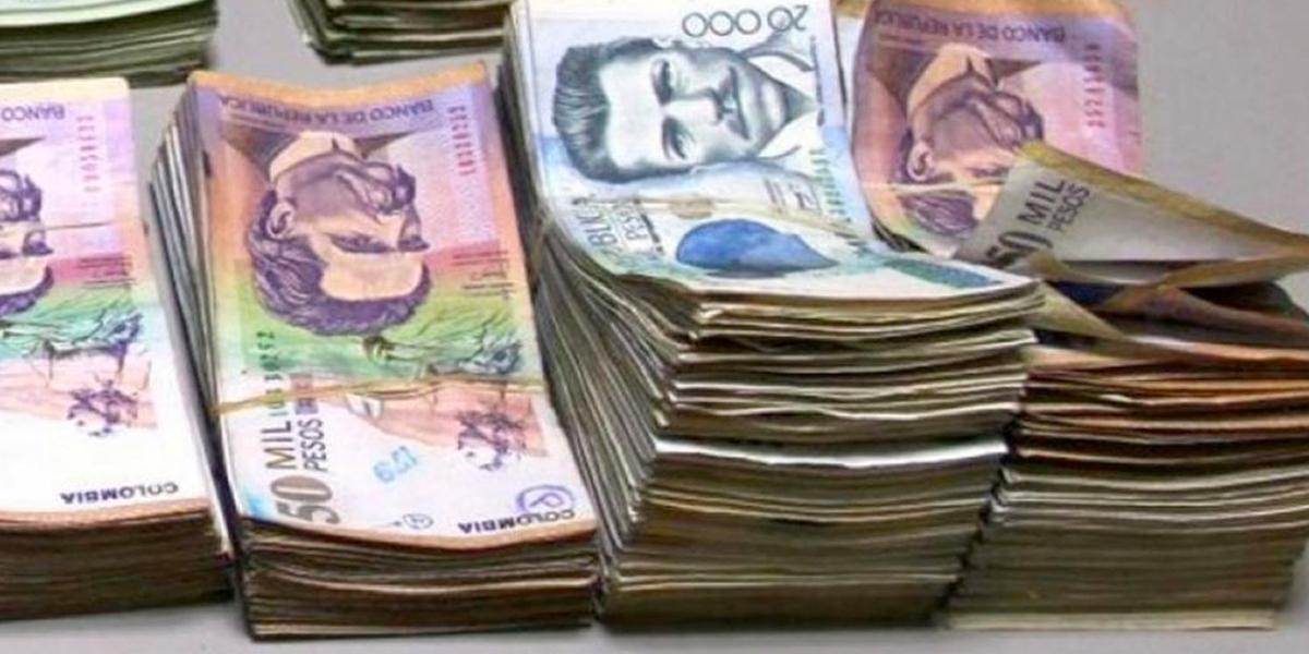 Lavado de activos en 2019 superaría los $ 6,3 billones, denuncia la Fiscalía