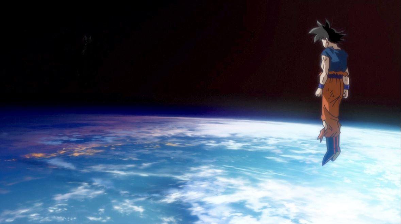 Así luce el mapa de la Tierra en Dragon Ball Z