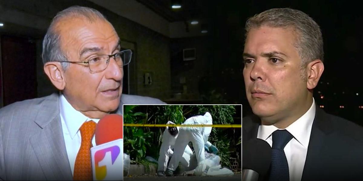 'Que Duque encabece marcha contra asesinato de líderes sociales': De la Calle