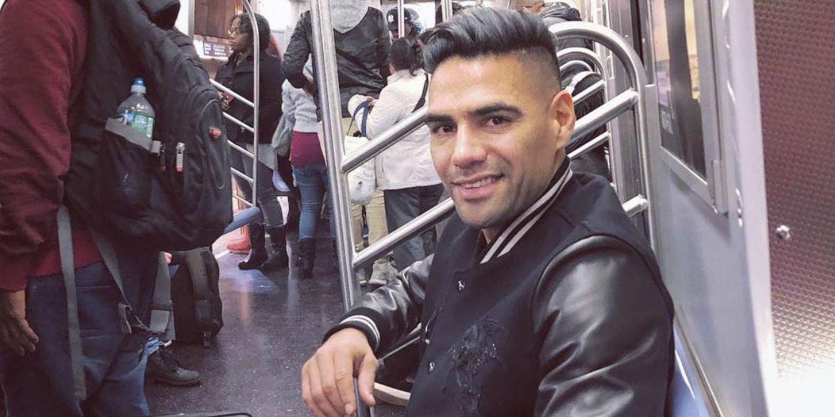 Falcao estuvo de fiesta en Bogotá después de la Copa América y estos son los videos