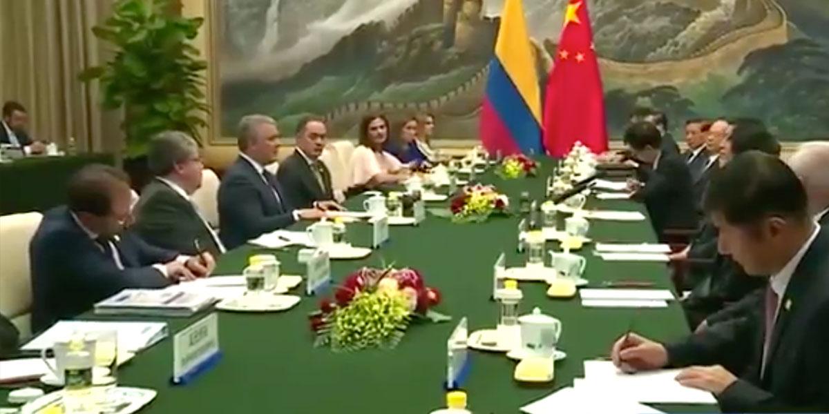 Con 15 millones de dólares, China apoyará el  emprendimiento en Colombia