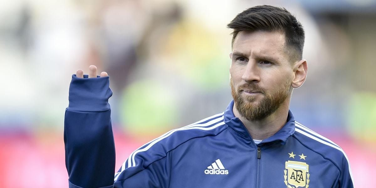 """Al estilo """"Vistima"""", sacan canción parodia de Messi por las críticas que hizo en la Copa América"""