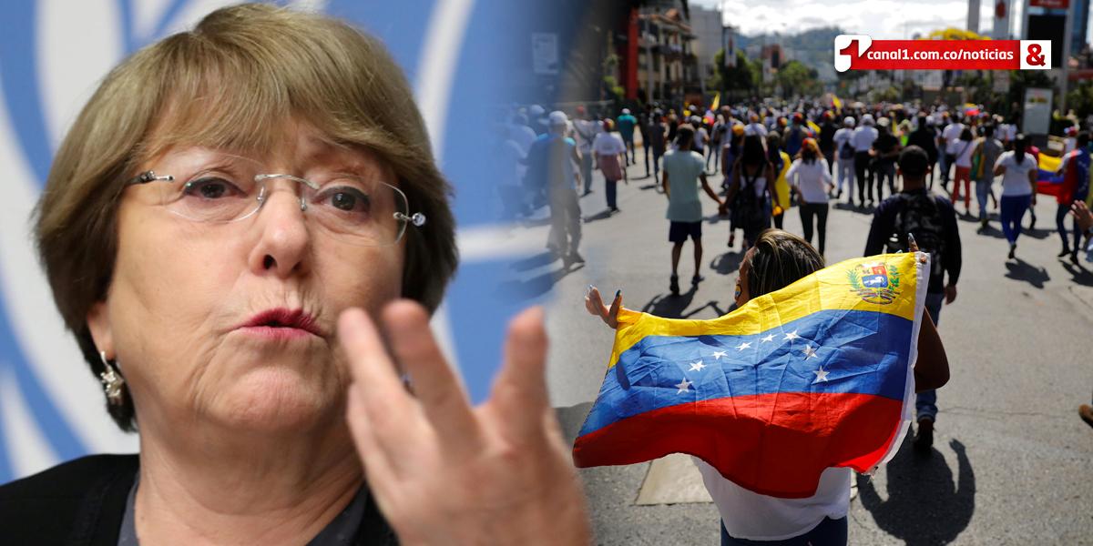 ONU denuncia 'erosión' del Estado de derecho en Venezuela