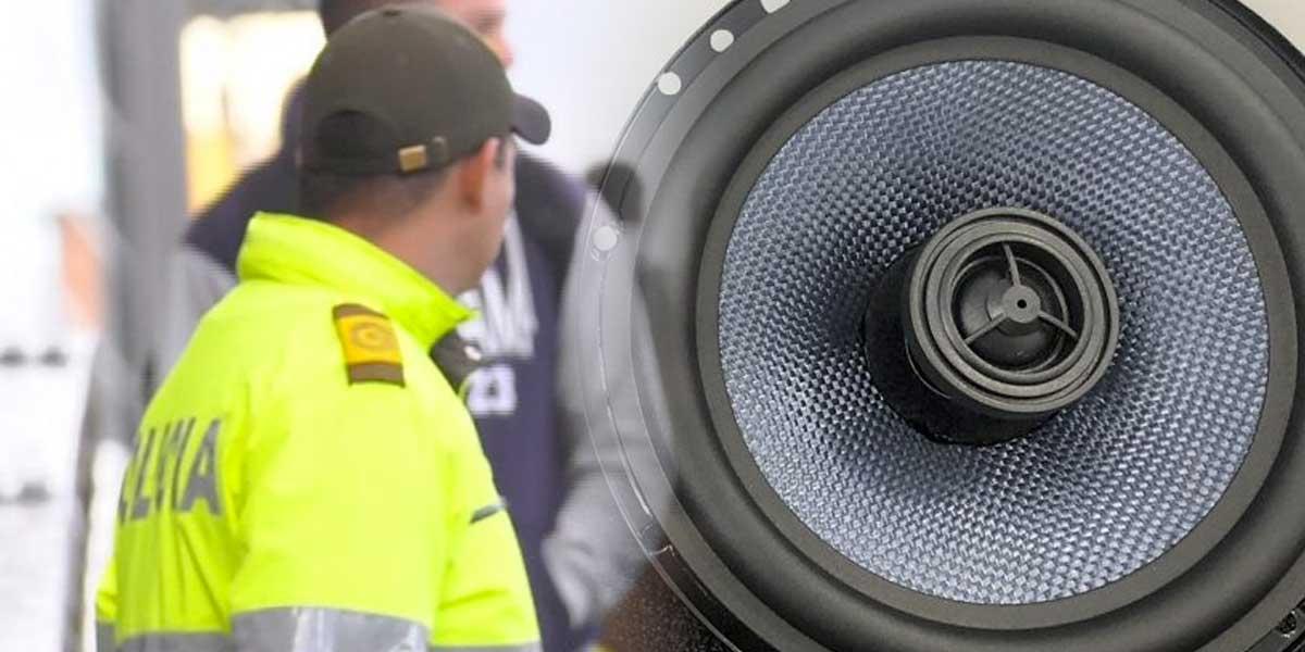 Policía no podrá ingresar a viviendas para apagar dispositivos que ocasionen ruido