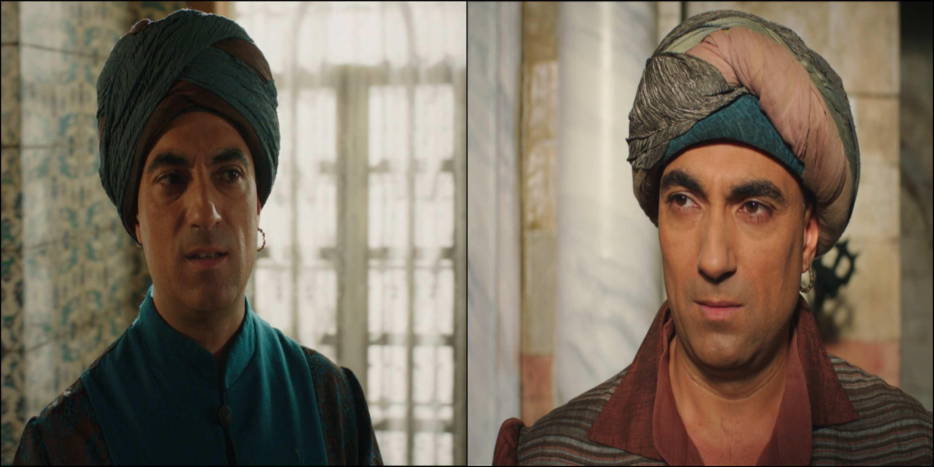 ¡De ataque! Las mejores fotos de Sumbul, actor de El Sultán