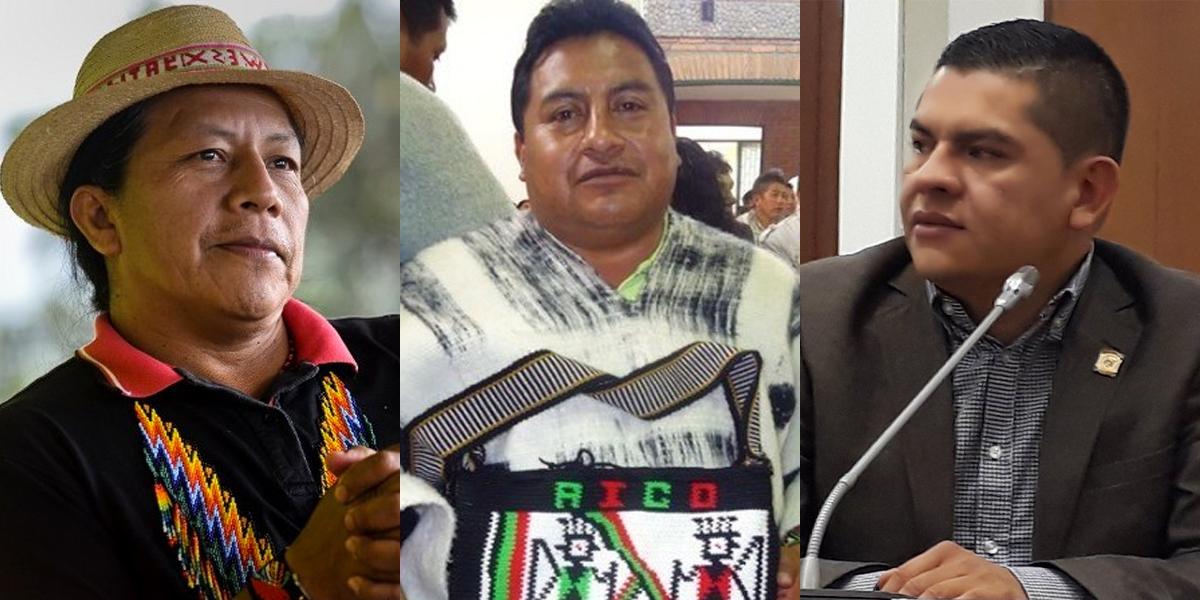 Niegan nulidad de la elección de congresistas por circunscripción indígena