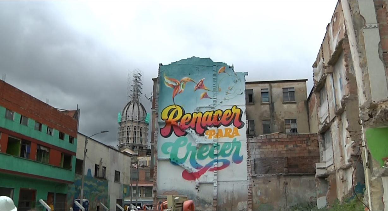 Elliot Tupac, el grafitero que pintó el Bronx