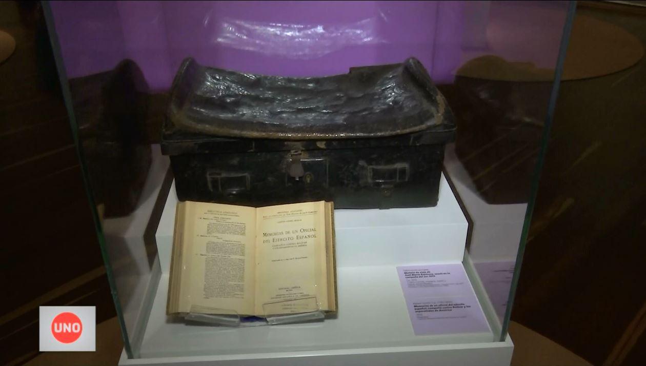 La pieza principal en la exposición del Bicentenario del Museo Nacional
