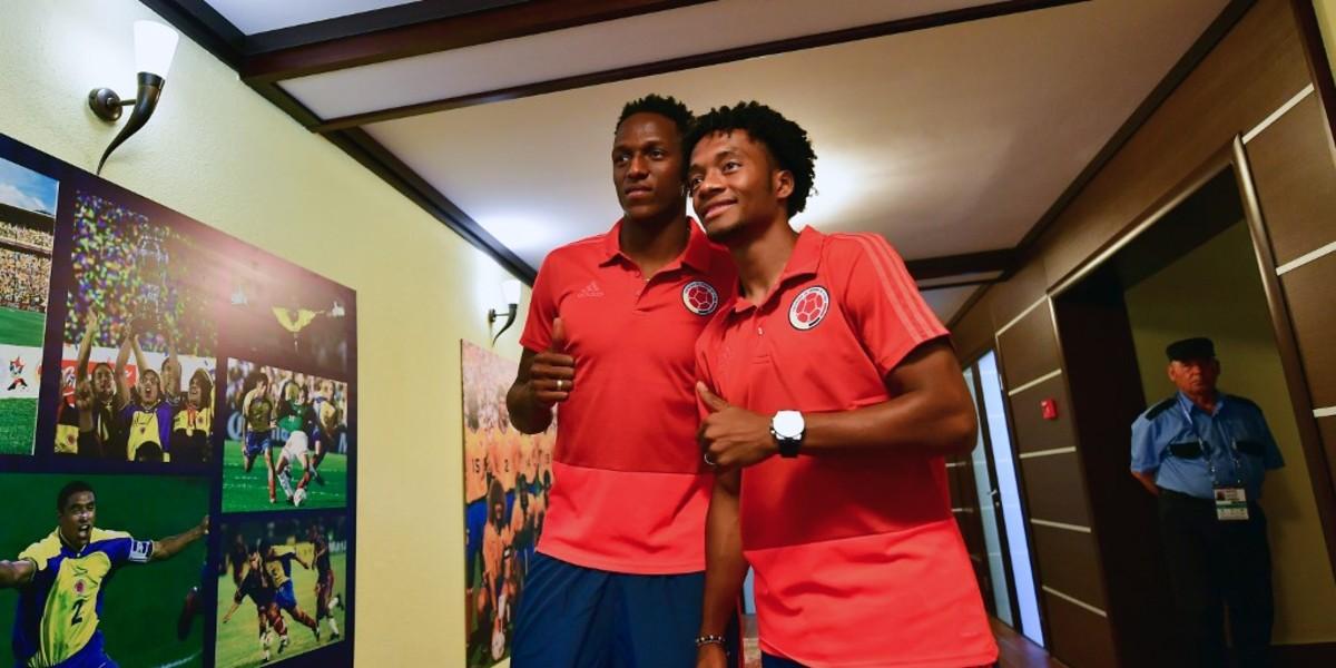 Cuadrado tildó a Mina de «desocupado» y lo mandó a madurar tras la eliminación en Copa América