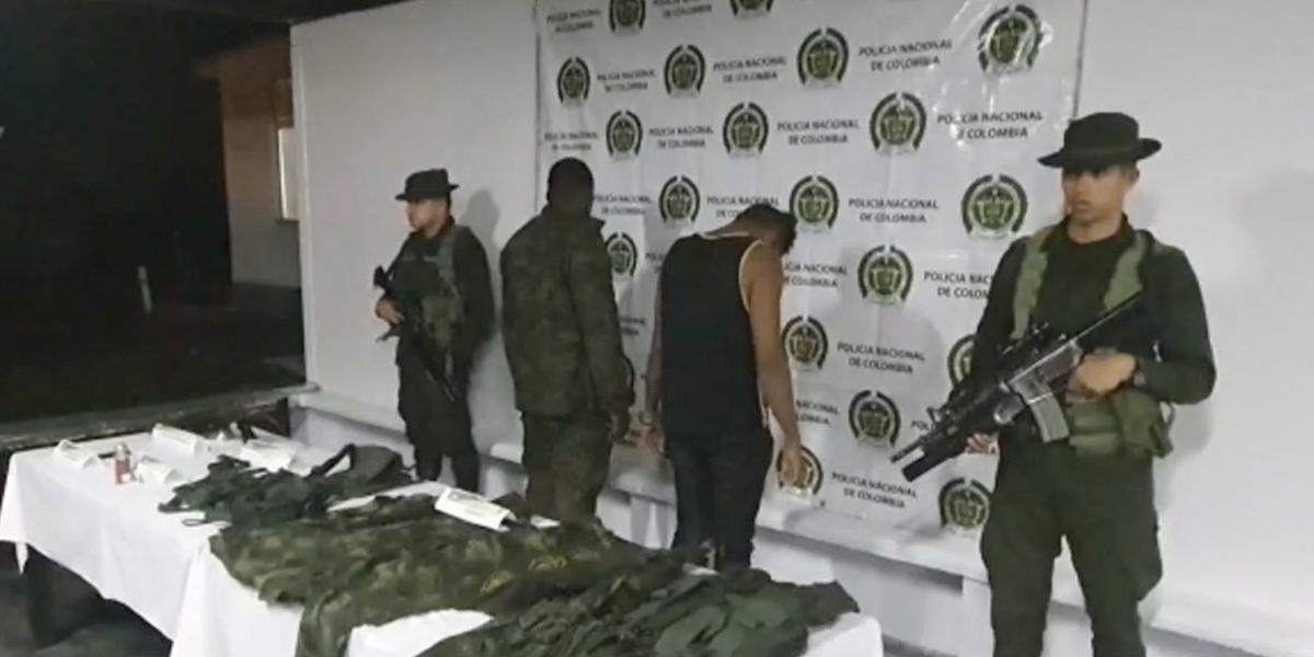 Frustran atentado contra erradicadores en Tumaco