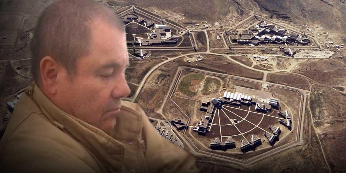 'Alcatraz de las montañas': la inviolable cárcel en la que estaría el resto de sus días el Chapo
