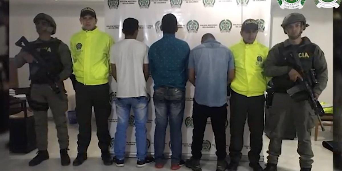Capturados seis integrantes del Clan del Golfo en Bajo Cauca antioqueño