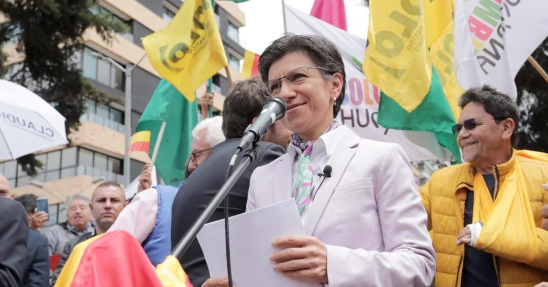 Otra mala noticia para la candidata Claudia López