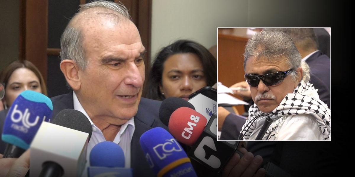 'Estoy desencantado': De la Calle por desaparición de Santrich
