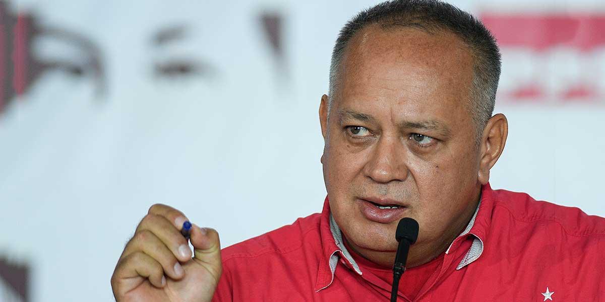 'Si a Colombia le quitan la producción de droga, se acaba ese país': Diosdado Cabello