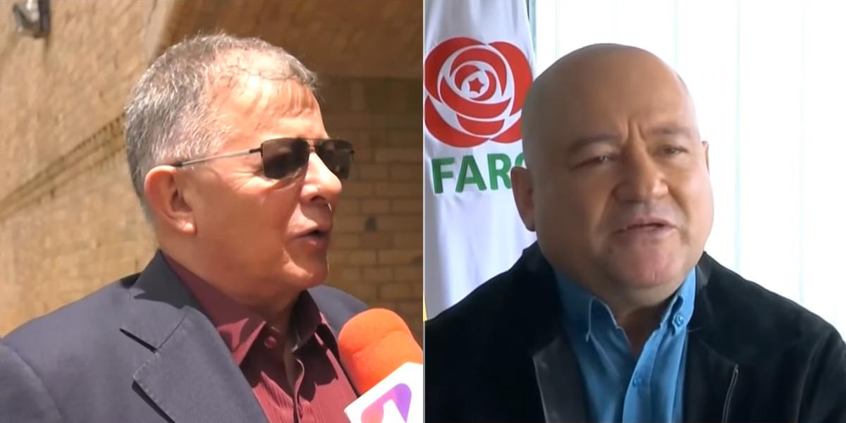 La JEP autoriza a dos líderes del partido Farc para asistir a foro en Venezuela