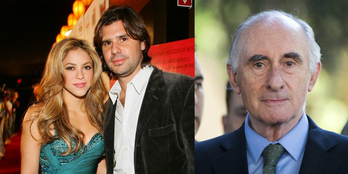 'Seré siempre tu amiga'; Shakira a exsuegro y expresidente argentino De la Rúa