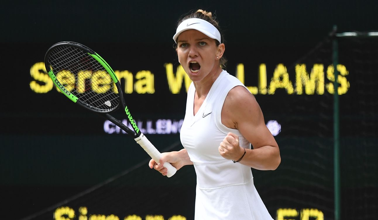 Simona Halep se consagró en Wimbledon por primera vez