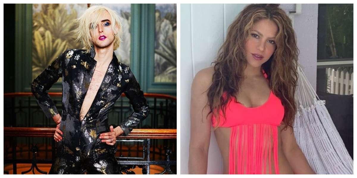 El hijo de Gustavo Cerati se despacha contra Shakira con este mensaje