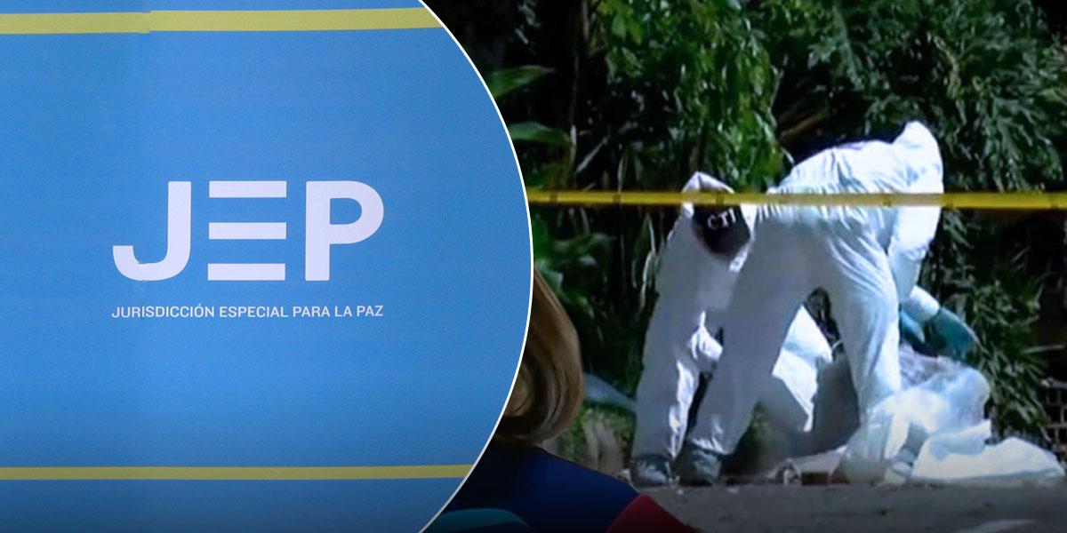 JEP recibe informe de asesinatos en universidades públicas