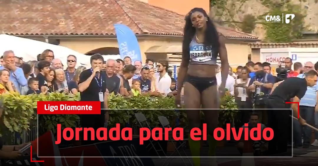 Liga Diamante: Rojas gana con casi 15 metros en Mónaco, Ibargüen queda en el sexto lugar