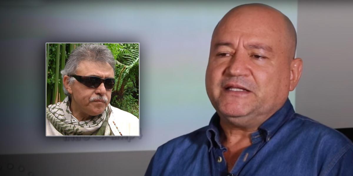 Desde Caracas, senador de FARC asegura desconocer paradero de Santrich