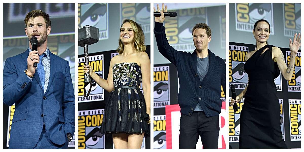 ¡No más «Avengers»! Estas son las nuevas películas y series que prepara Marvel sobre superhéroes