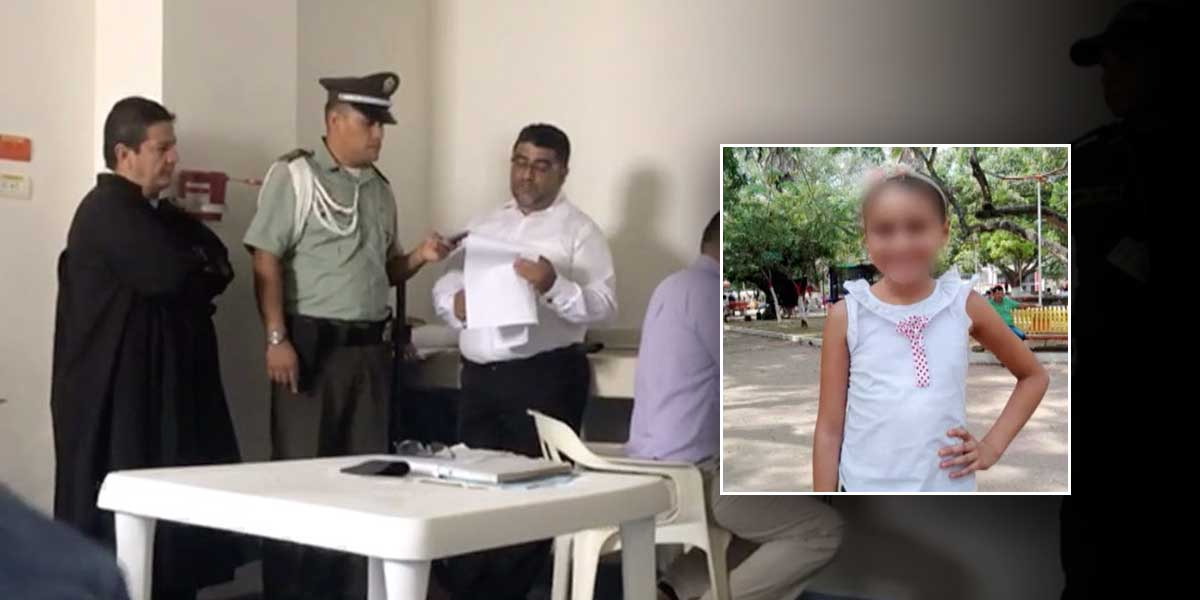 Imputan cargos a Edison Díaz, presunto violador y asesino de Sharik en Guaviare