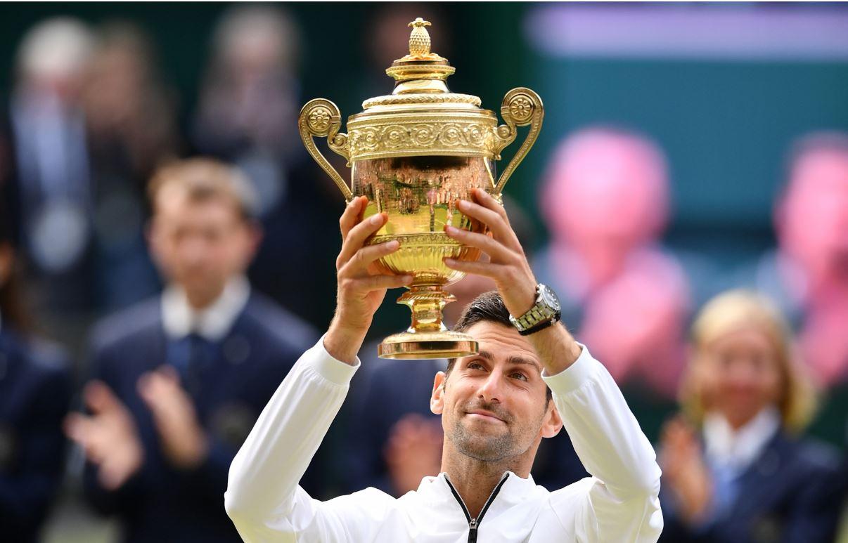 ¡Nole pentacampeón! Djokovic venció a Federer en dramática final de Wimbledon y logró su quinto título en la catedral