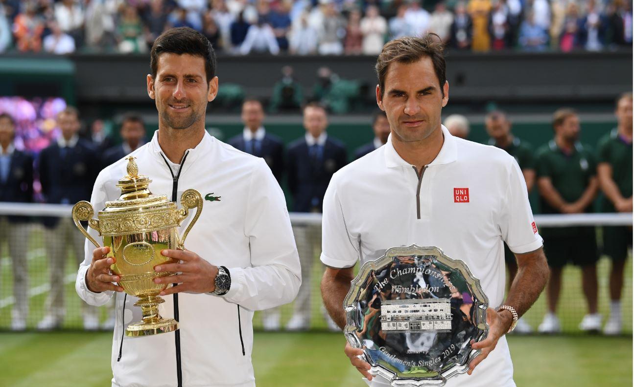 (Video) Este fue el mejor punto de la final de Wimbledon entre Federer y Djokovic
