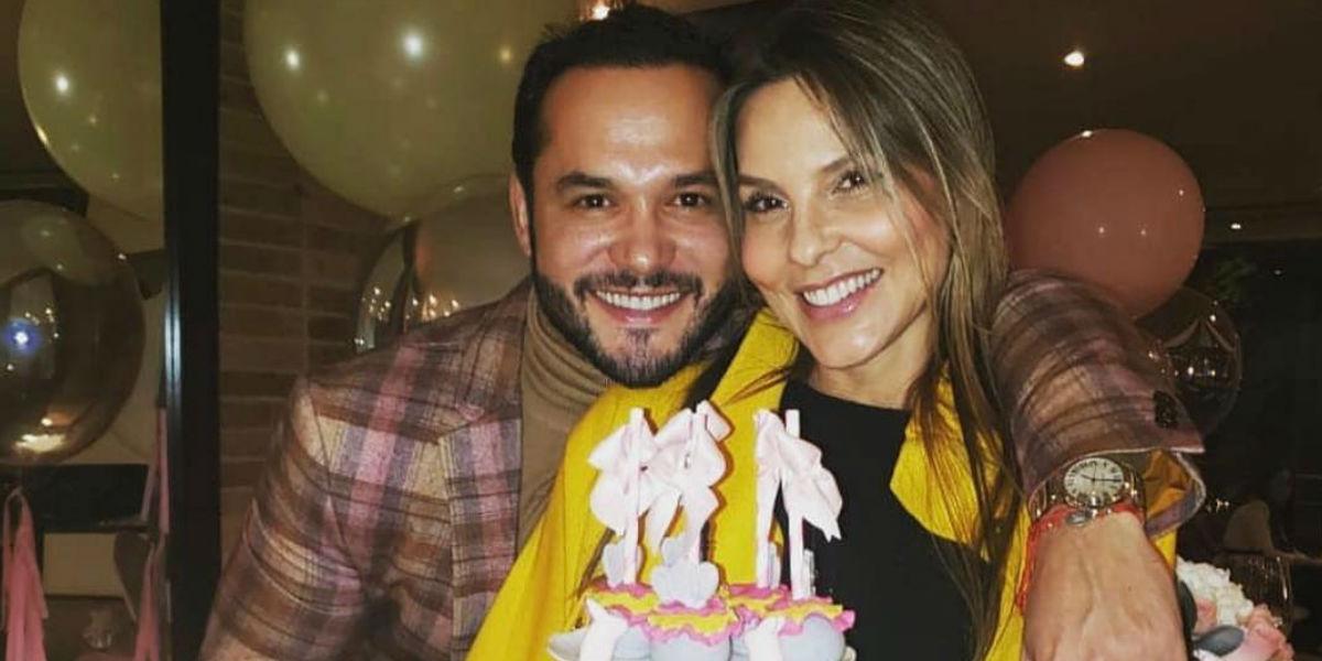 ¡Ella es Fátima! Publican las primeras fotos de la hija de Paula Andrea Betancur