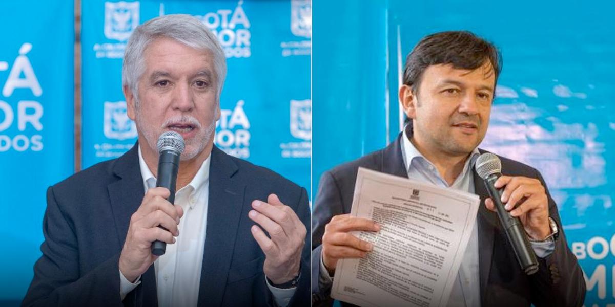 Bocarejo actuó correctamente: Peñalosa tras sanciones al secretario de Movilidad