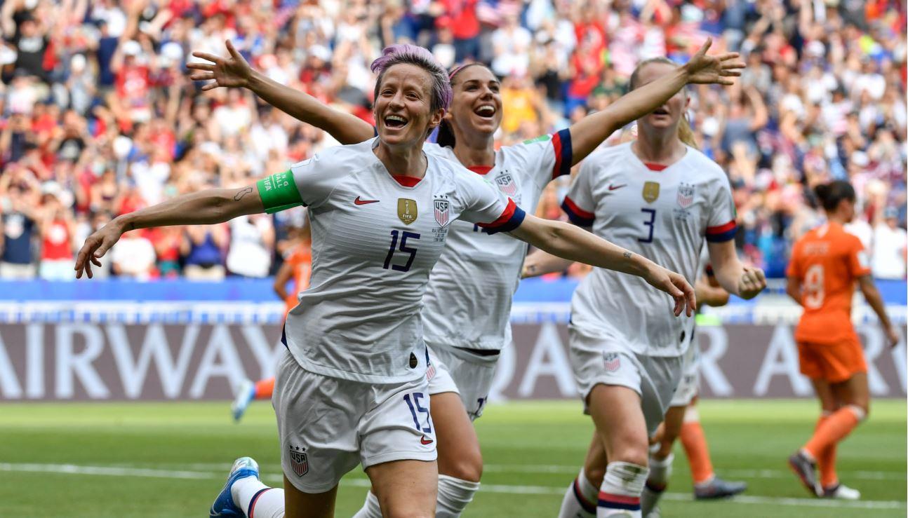 Estados Unidos venció a Holanda y se consagró tetracampeón del Mundial Femenino