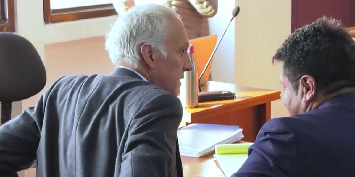 Tres veces culpable: una nueva condena contra Samuel Moreno
