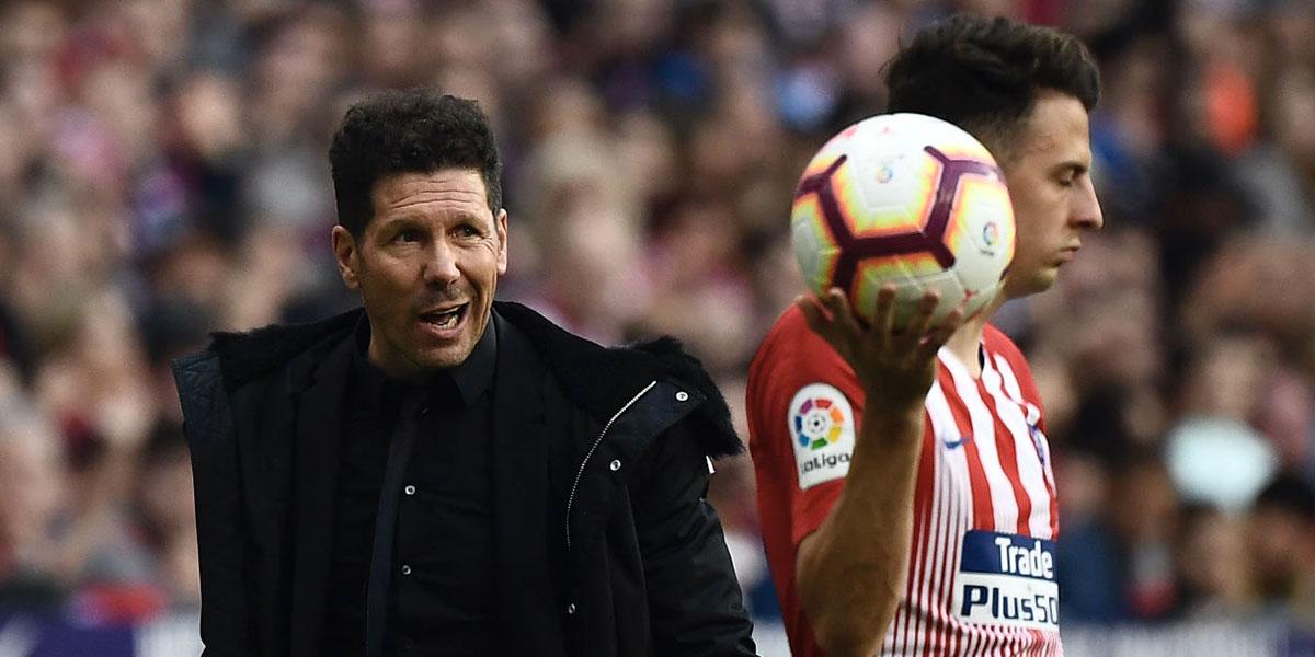 El espaldarazo de Simeone y el Atleti a Santiago Arias