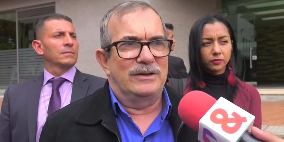 Timochenko ve a Márquez y Santrich 'al margen de la paz'