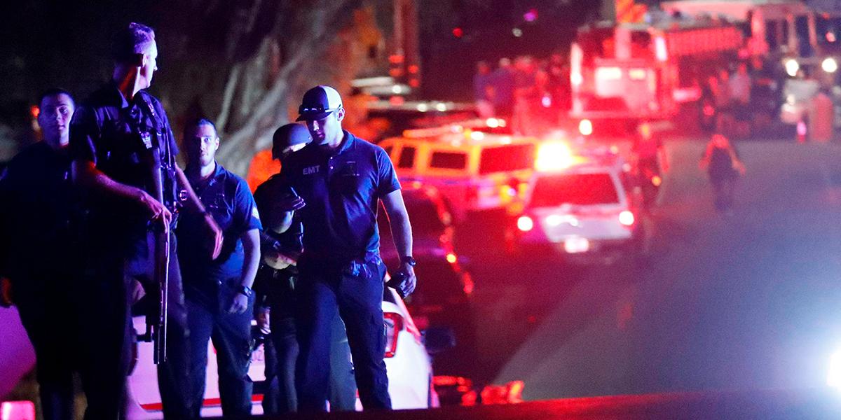 Cuatro muertos y 15 heridos deja tiroteo en un festival de California, EE. UU.