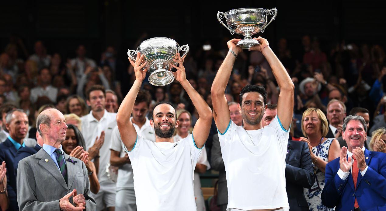 ¡Histórico! En un partidazo Cabal y Farah ganaron Wimbledon por primera vez