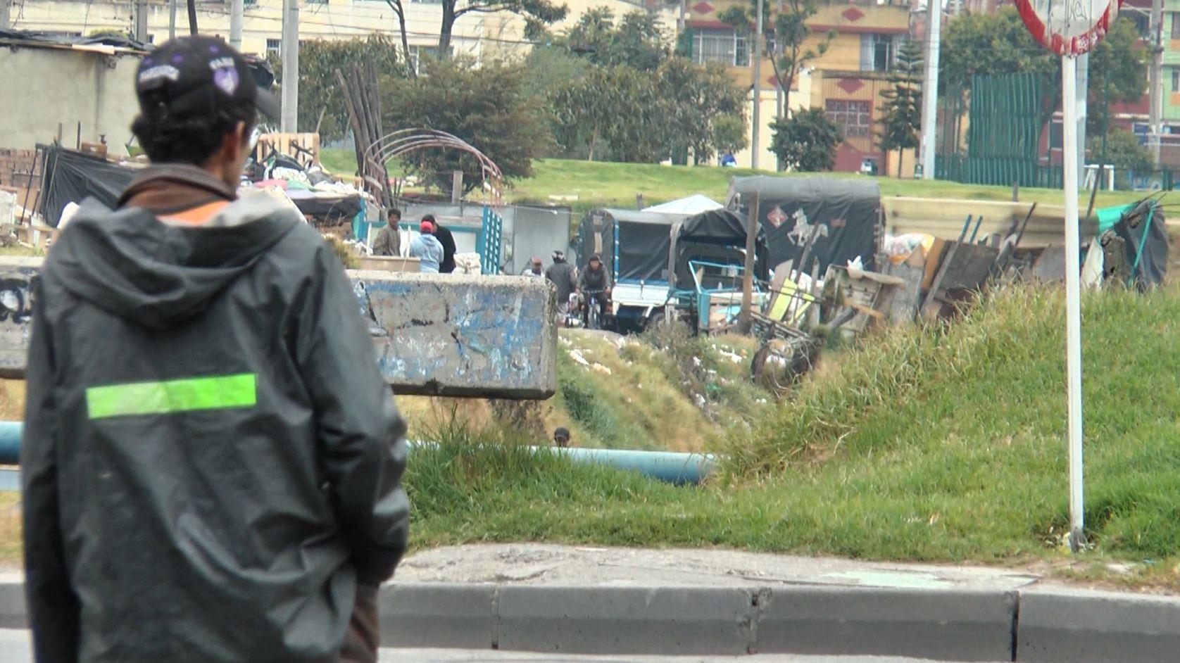 Denuncian redes de microtráfico en los barrios Galán y La Pradera, en Bogotá