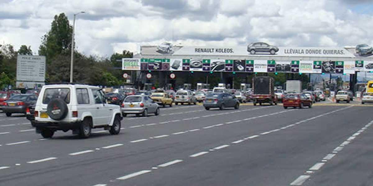 'Peajes en la Autopista Norte serán decisión de la ANI': Mintransporte