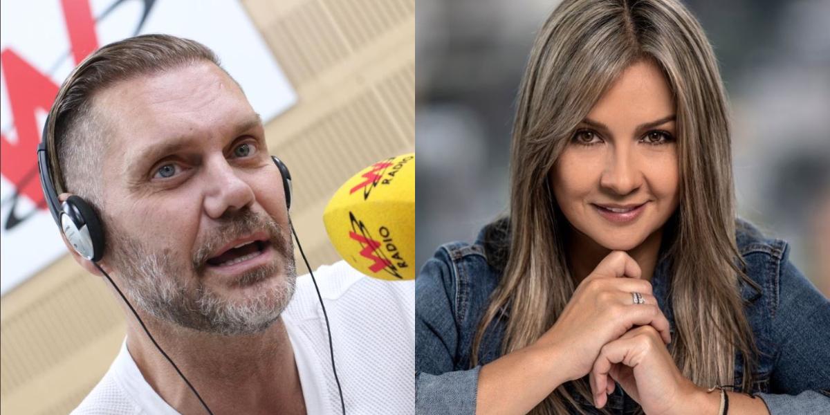 """Nacho Vidal regañó a Vicky Dávila: """"Una carrera de periodismo para preguntarme estas pendejadas, ¡no jodas!"""""""